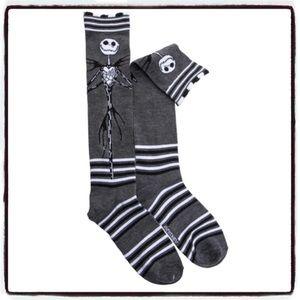 The NightmareBefore Christmas Jack Socks Disney